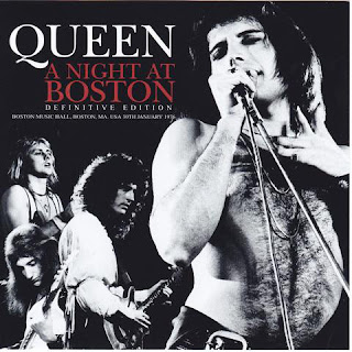 Queen - A Night At Boston Definitive Edition