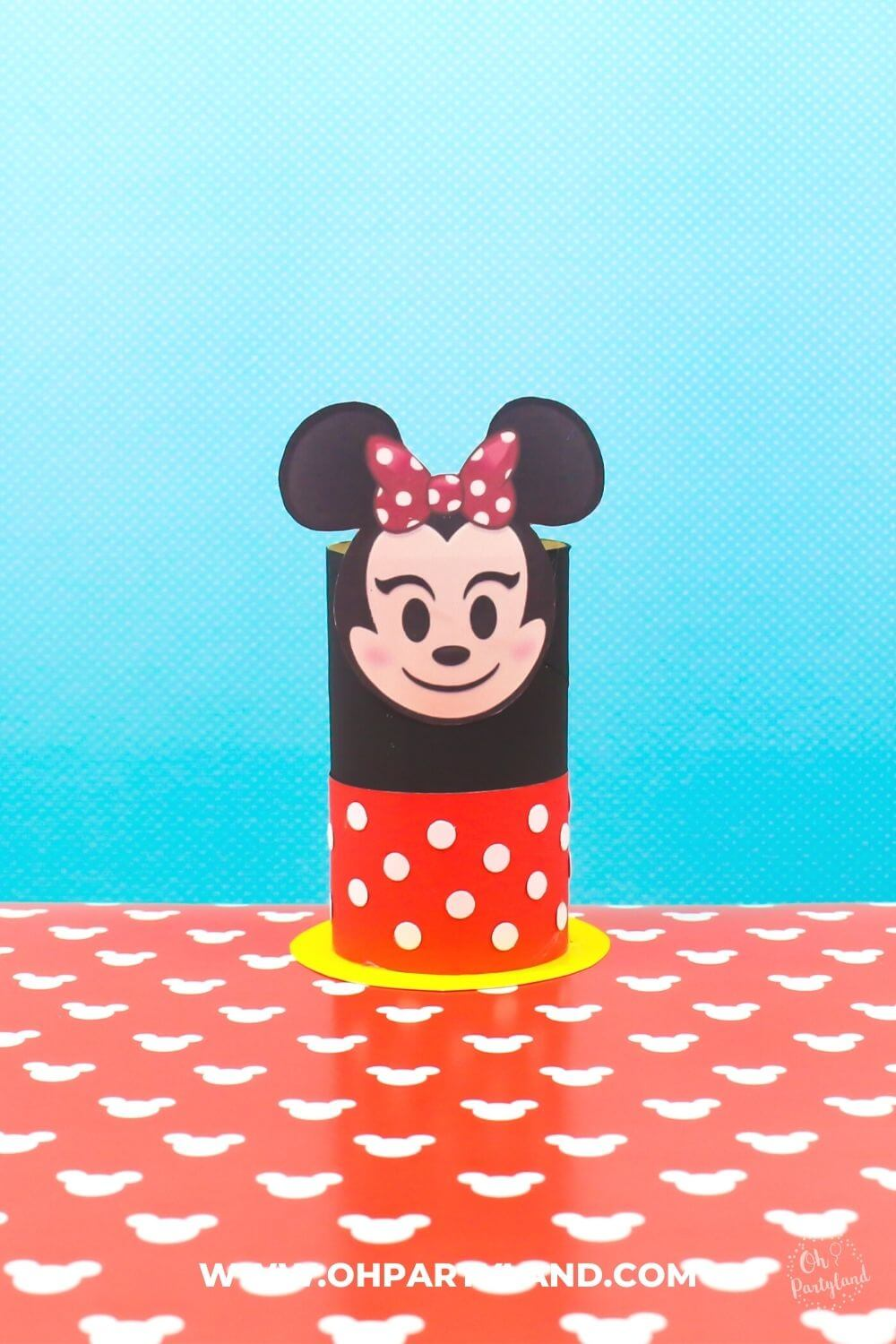 toilet-paper-roll-minnie-mouse-craft