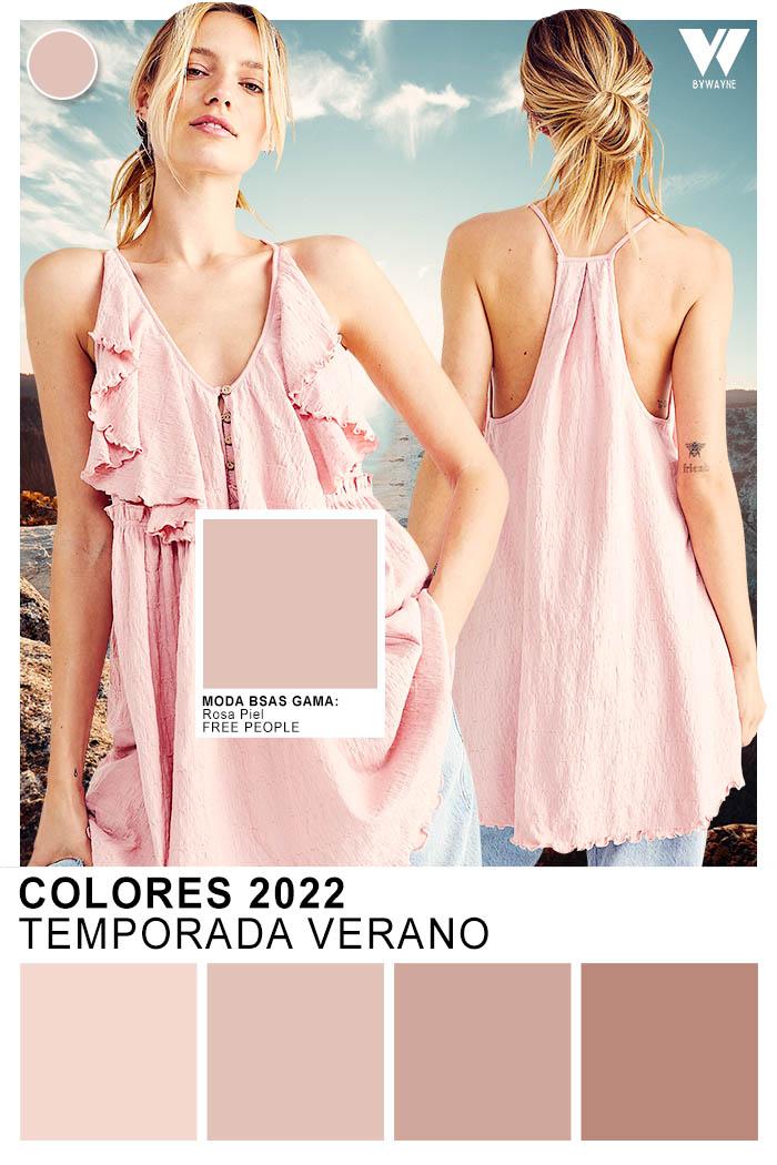 colores moda 2022 verano