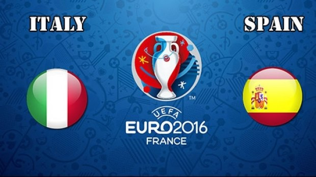 Urmariti meciul Italia - Spania Live pe DolceSport 1