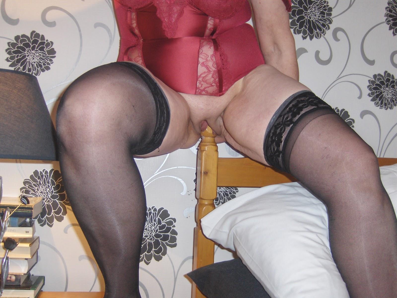 Hot blonde anal porn