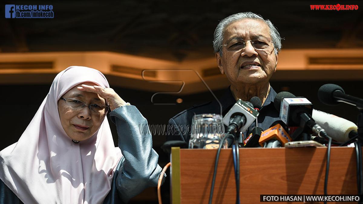 Najib, Rosmah, Peguam Negara, Ketua SPRM Dan Pengerusi SPR Antara Yang Akan Turut Disiasat Atas Salah Laku?