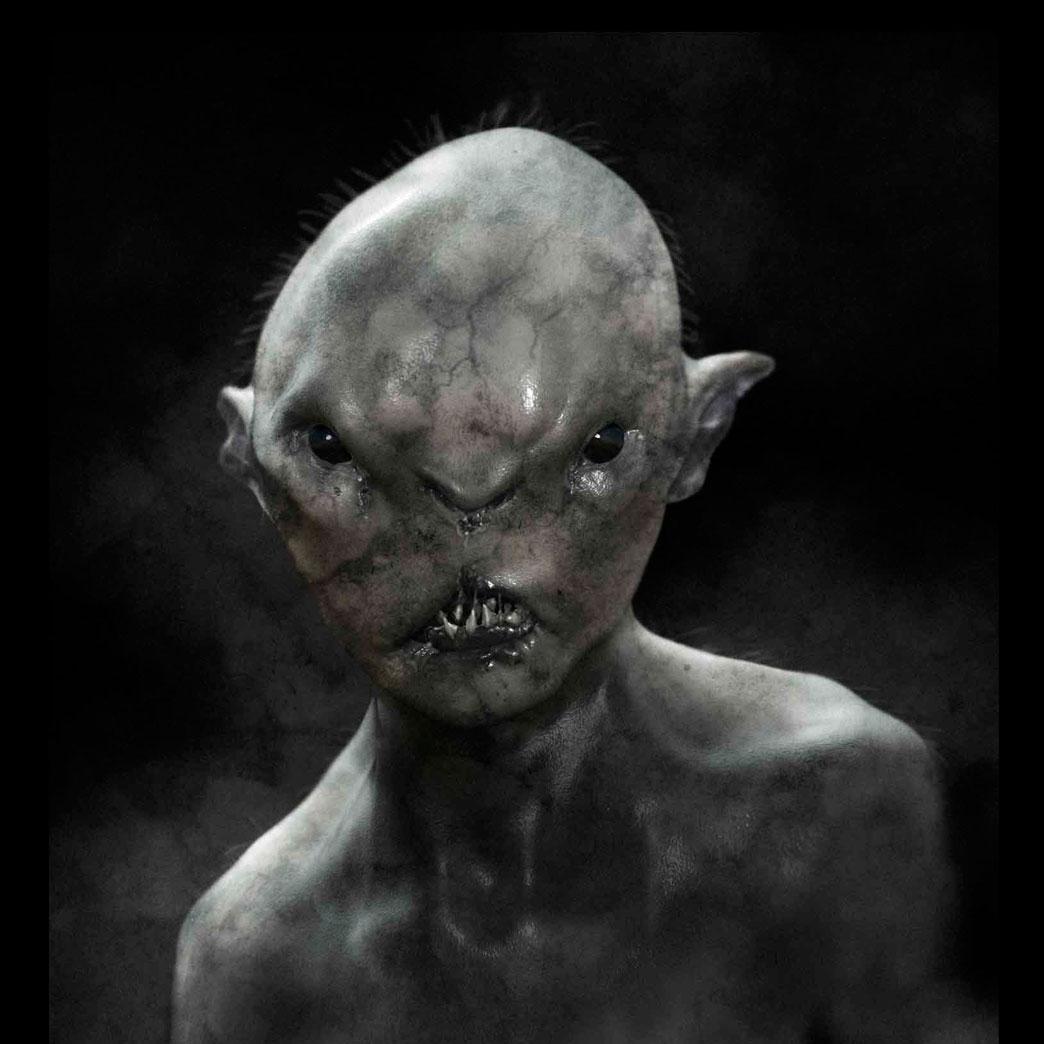 Картинки страшных гоблинов