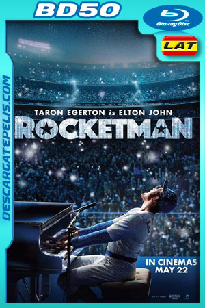 Rocketman (2019) 1080p BD50 Latino – Ingles