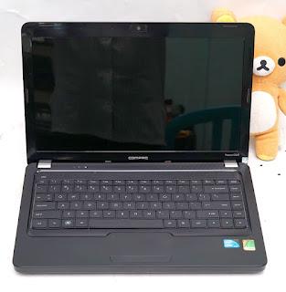 Laptop Compaq CQ42 Core i3 Bekas