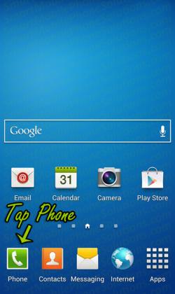 Cara Cek Touchscreen Samsung 2