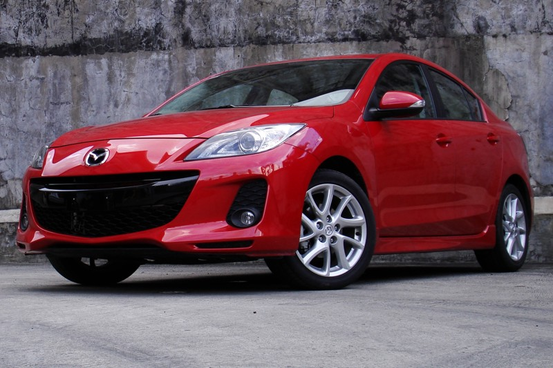 Review: 2012 Mazda3 2.0 R