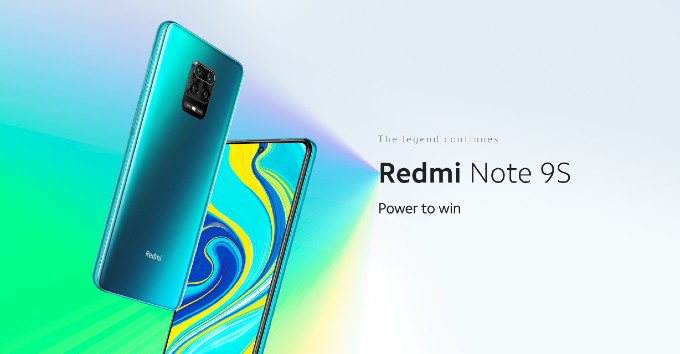 Redmi Note 9S Price in Nepal