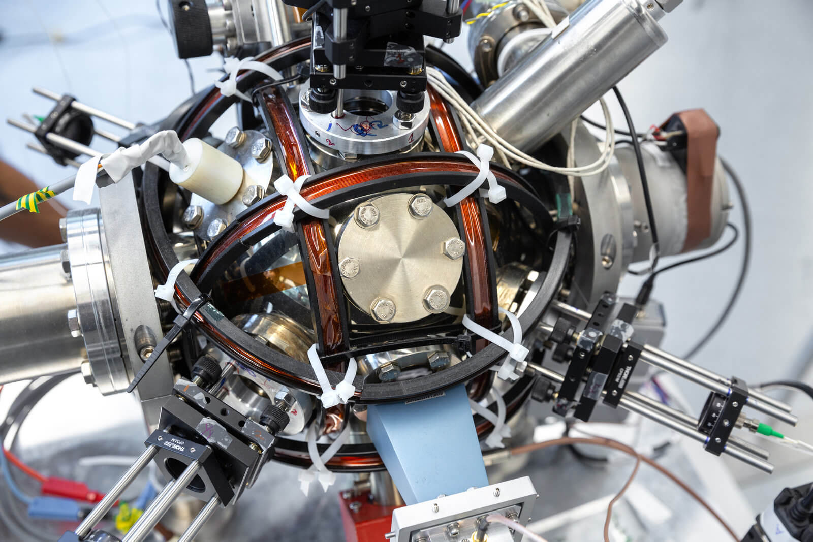 Quantum 'Compass' Promises Navigation Say Goodbye To GPS