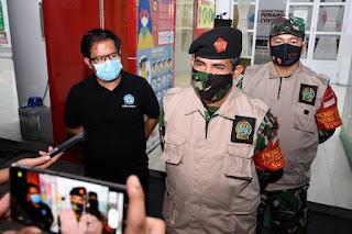 Sempat Diserang Preman Saat Operasi, Satgas Covid-19 Mebidang Tetap Intens Tegakkan Protokol Kesehatan