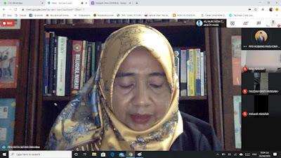 Ustazah Rohaya binti Abdullah dalam Halaqah Ilmu Kedah 2020