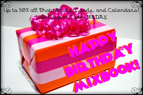Happy Birthday Mixbook