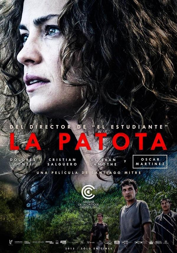 Descargar La patota (2015)  Español Latino