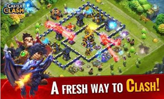 Castle Clash Mod Apk v1.4.3 Hack free Download
