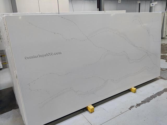 Calacutta Venice White Quartz Countertops