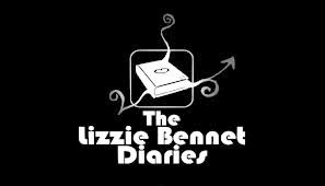 The Lizzie Bennet Diaries Book Logo