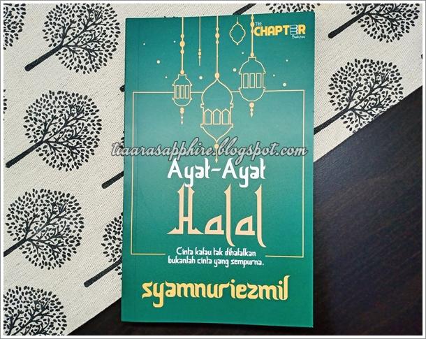 Novel | Ayat-Ayat Halal by Syamnuerizmil