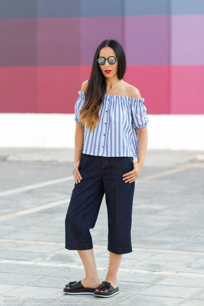 Influener instagrammer blogger española de Valencia con ideas de outfit comodos para llevar a diario