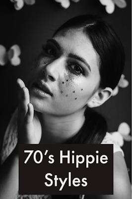 70's hippie makeup styles, - Hippie makeup, hippie makeup looks 3 Label Ashish Kumar