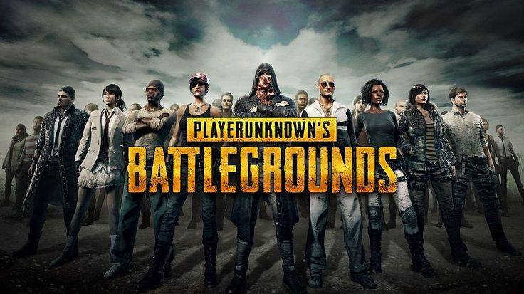 Player unknown battlegrounds 2017 (10-million +)