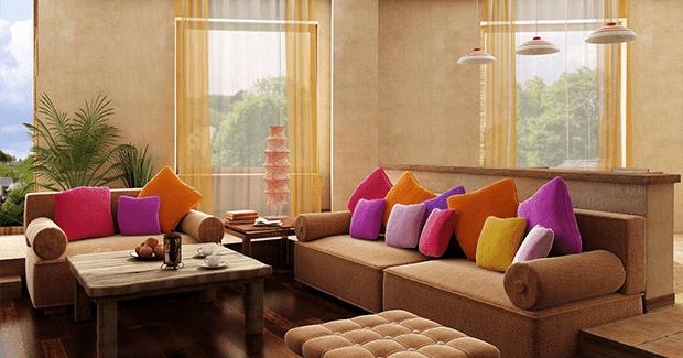 Pernak-pernik Dekorasi Rumah Untuk Menyambut Lebaran  T