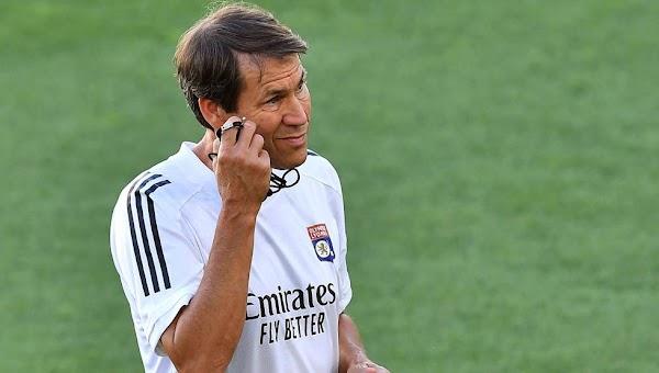 Oficial: Olympique Lyon, Rudi Garcia no sigue en el banquillo