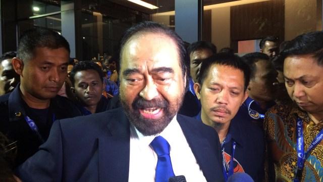 Surya Paloh: Indonesia Kini, Negara Kapitalis yang Liberal
