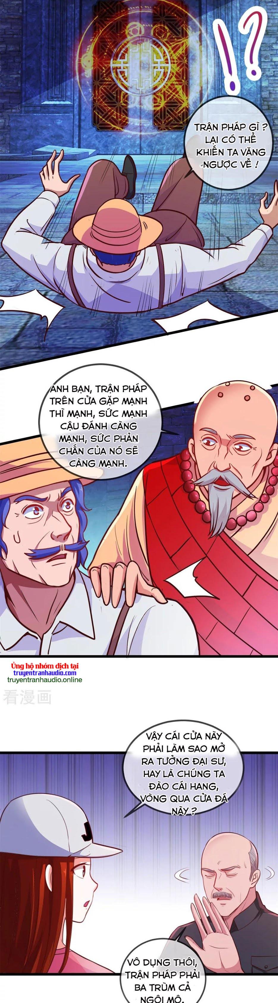 Trọng Sinh Địa Cầu Tiên Tôn Chương 91 - Vcomic.net