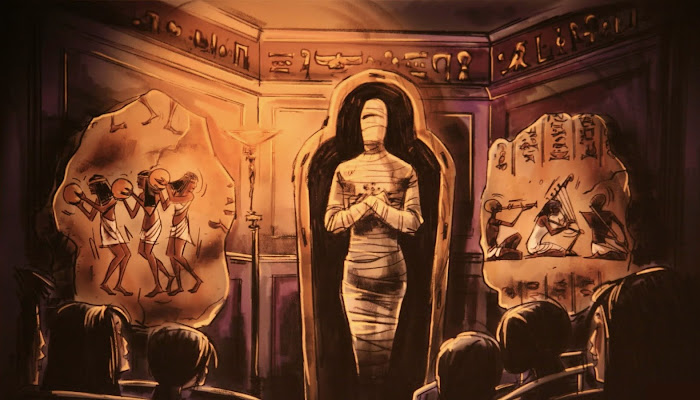 মমির ইতিহাস ও মমিকরণ প্রক্রিয়া