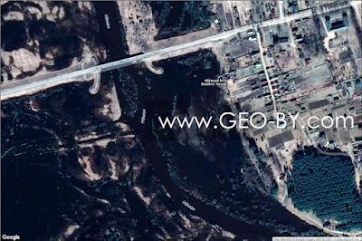 Карта Google c буддийским храмом ''Яблоня Инго''