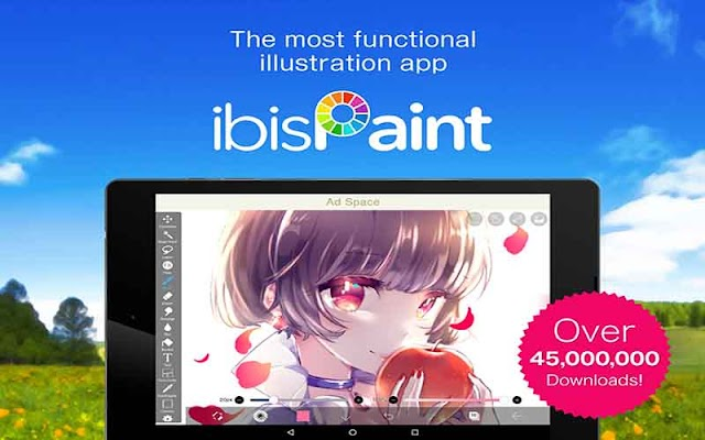 ibis Paint X FULL 6.1.3 (Unlocked) - Tập vẽ trên Android