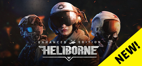 Heliborne Enhanced Edition MULTi12 Repack-FitGirl