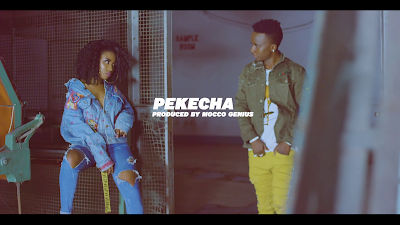 VIDEO | Centano - Pekecha | Download Mp4 [Official Video]