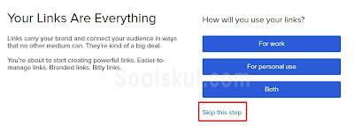 langkah 3 merubah link gform ke bit.ly custom