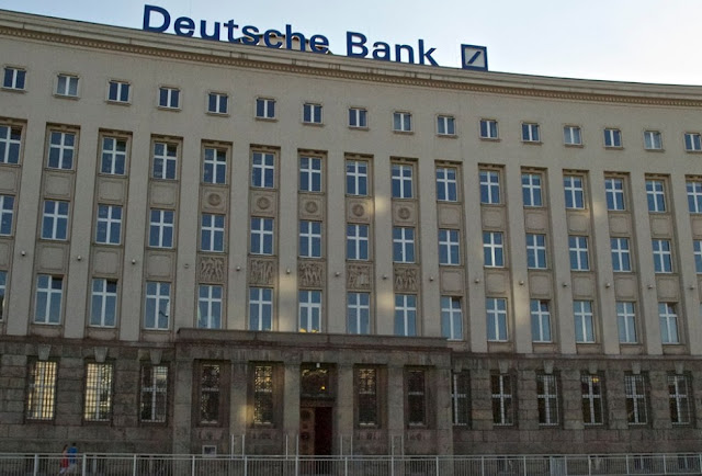 Η Ευρωζώνη στο έλεος της Deutsche Bank