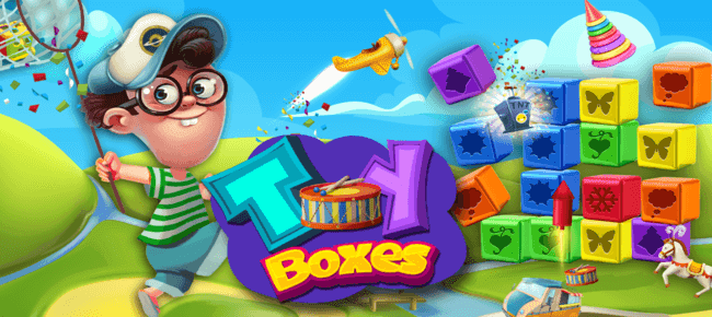 Toy Box Blast Mania App source code - Free Unity Source Code Download