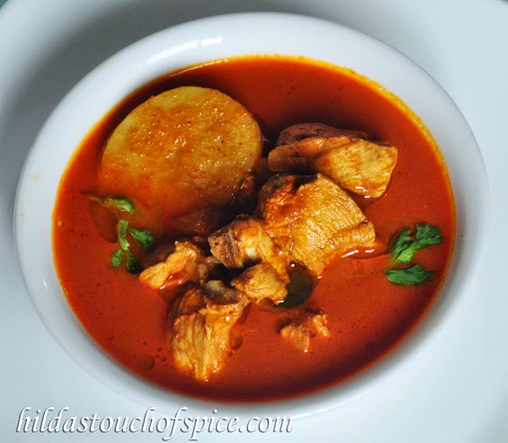 Simple Goan Red Chicken Curry Hildas Touch Of Spice