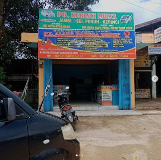 Kantor Babega Travel Jambi