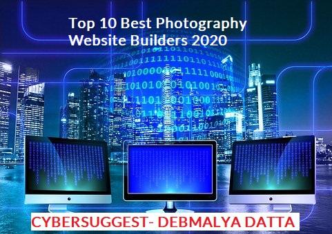 Top 10 Best Photography Website Builders 2020