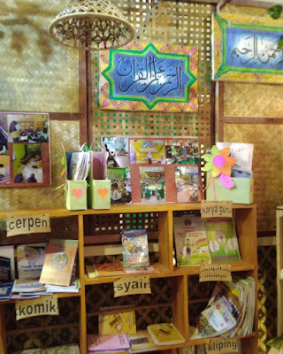 Literasi SD Hj. Isriati Moenadi Ungaran