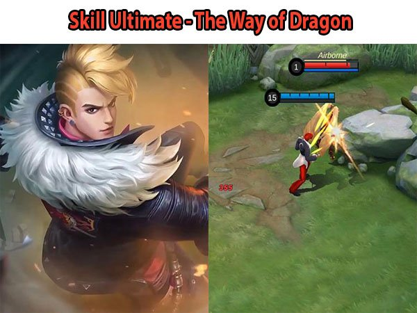 7 Skill Ultimate Hero Mobile Legend Paling Jago, Skill Ultimate - The Way of Dragon
