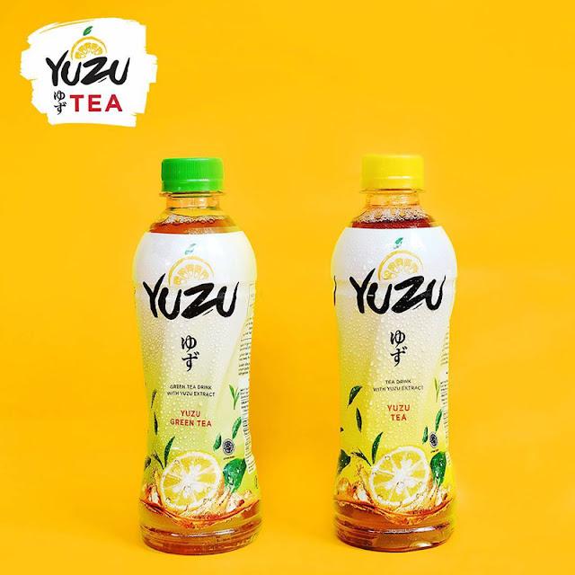 Minumlah Produk Minuman Yuzu Sehat, Yuzu Tea
