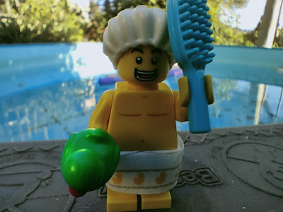 Lego piscina