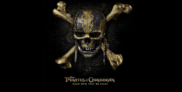 Walt Disney Upcoming Movie Pirates of the Caribbean: Dead Men Tell No Tales.