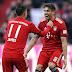Bayern goleia fora e iguala pontuação do líder BVB; Leverkusen e Leipzig também vencem, e Schalke apanha