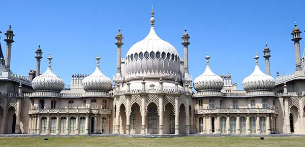 The Royal Pavilion East Sussex England