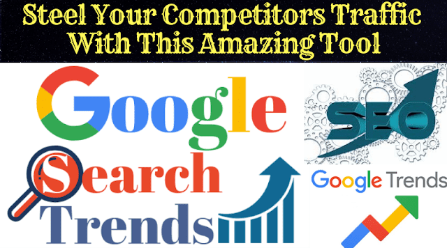 Google Trends:- Best Keyword Research Tool for SEO, Adsense