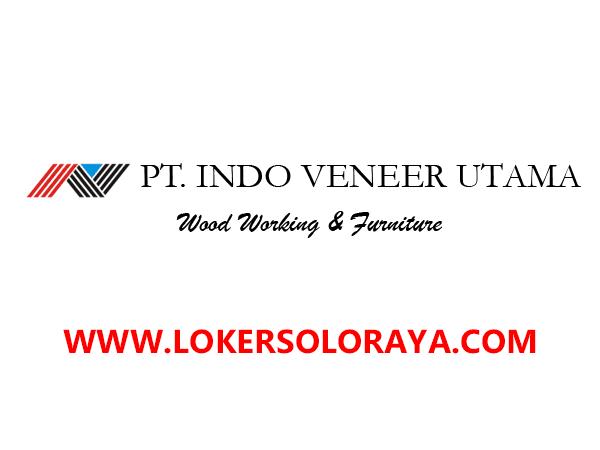 Loker Surakarta Bulan Juni 2020 di PT Indo Veneer Utama
