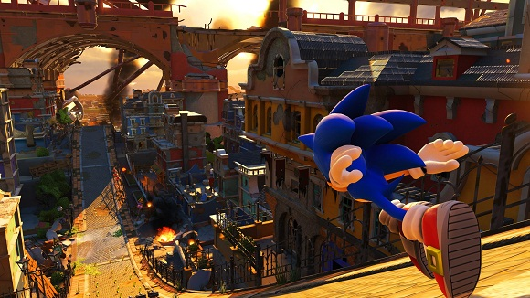 Sonic Forces PC Free Download Screenshot 3