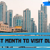 BEST MONTH TO VISIT DUBAI